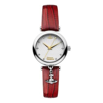 Vivienne Westwood Trafalgar ladies' leather strap watch - Product number 2397579