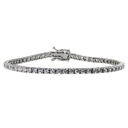 CARAT* LONDON sterling silver tennis bracelet - Product number 2406179