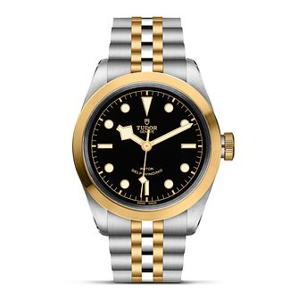 Tudor Black Bay 41 Men's Two Tone Bracelet Watch - Product number 2449358