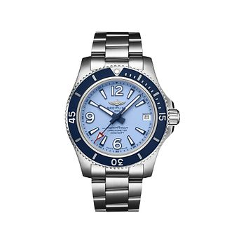 Breitling Superocean Ii 36 Stainless Steel Bracelet Watch - Product number 2465167