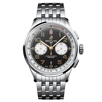 Breitling Premier B01 Norton Edition Men's Bracelet Watch - Product number 2465175