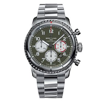Breitling Aviator 8 B01 Curtiss Warhawk Bracelet Watch - Product number 2465388