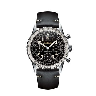 Breitling Navitimer 1959 Re-Edition Black Strap Watch - Product number 2465477