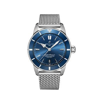 Breitling Superocean Heritage II Men's Steel Bracelet Watch - Product number 2465493