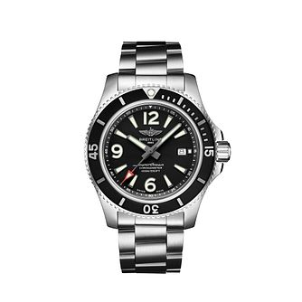 Breitling Superocean 44 Men's Stainless Steel Bracelet Watch - Product number 2465906