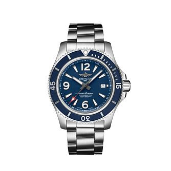 Breitling Superocean 44 Men's Stainless Steel Bracelet Watch - Product number 2465922
