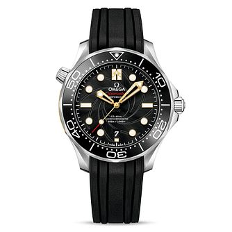 Omega Seamaster Diver James Bond Limited Edition Watch - Product number 2467445