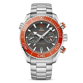 OMEGA Seamaster Planet Ocean Stainless Steel Bracelet Watch - Product number 2467712