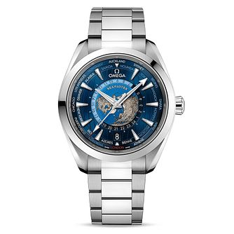 Omega Seamaster Aqua Terra Stainless Steel Bracelet Watch - Product number 2467720