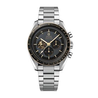 Omega Speedmaster Moonwatch Men's Steel Bracelet Watch - Product number 2467801