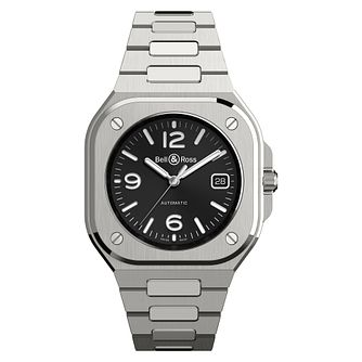 Bell & Ross BR05 Men's Stainless Steel Bracelet Watch - Product number 2468565