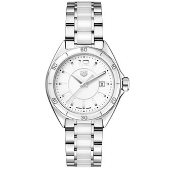 TAG Heuer Formula 1 Ladies' Two Tone Bracelet Watch - Product number 2469456