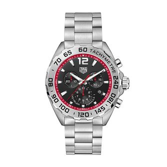TAG Heuer Formula 1 Men's Black Chronograph Bracelet Watch - Product number 2469561