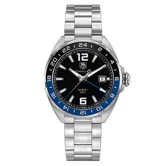 TAG Heuer Formula 1 Men's Stainless Steel Bracelet Watch - Product number 2469766