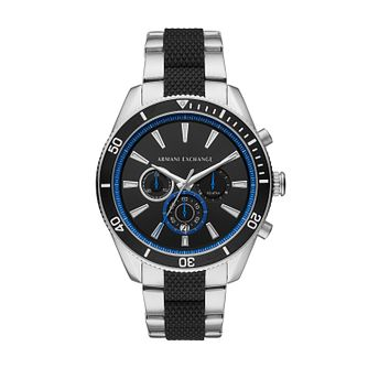 Armani Exchange Men's Two Tone Bracelet Watch - Product number 2471663