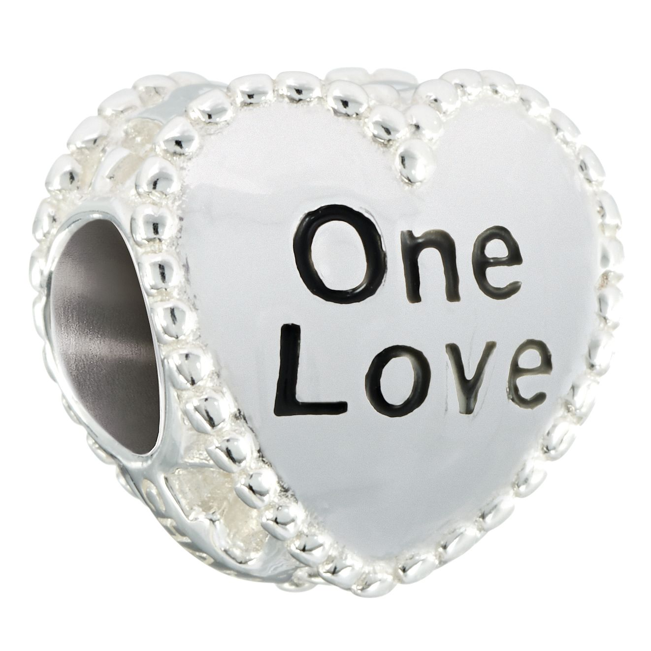 Chamilia One Love Candy Heart Bead - Product number 2583232