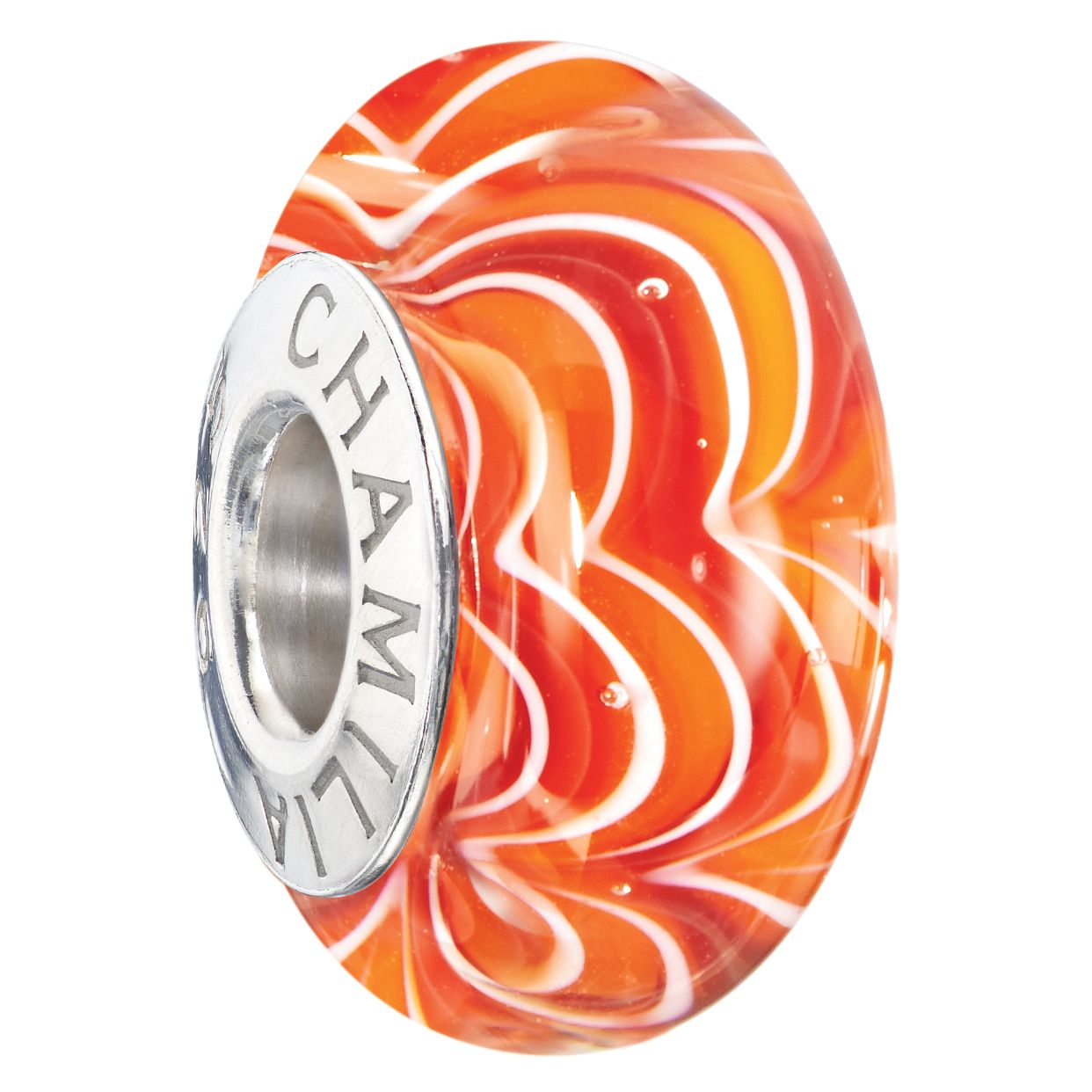 Chamilia sound waves ring of fire bead - Product number 2583534