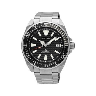 Seiko Prospex Divers Men's Stainless Steel Bracelet Watch - Product number 2598183