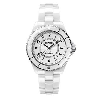 Chanel J12 Ladies' White Ceramic Bracelet Watch - Product number 2602318