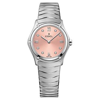 Ebel Sport Classic Ladies' Stainless Steel Bracelet Watch - Product number 2604817