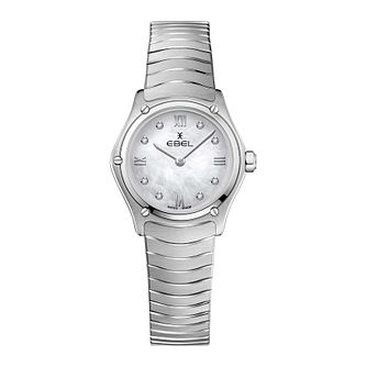Ebel Sport Classic Ladies' Stainless Steel Bracelet Watch - Product number 2604892