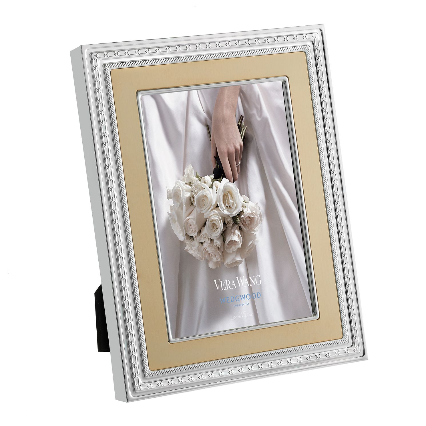 Wedgwood With Love Gold Photo Frame 8X10 - Product number 2622491
