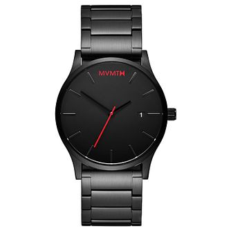 MVMT Classic Men's Black IP Bracelet Watch - Product number 2647230