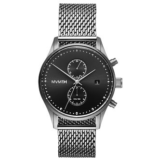 MVMT Voyager Men's Stainless Steel Bracelet Watch - Product number 2647850