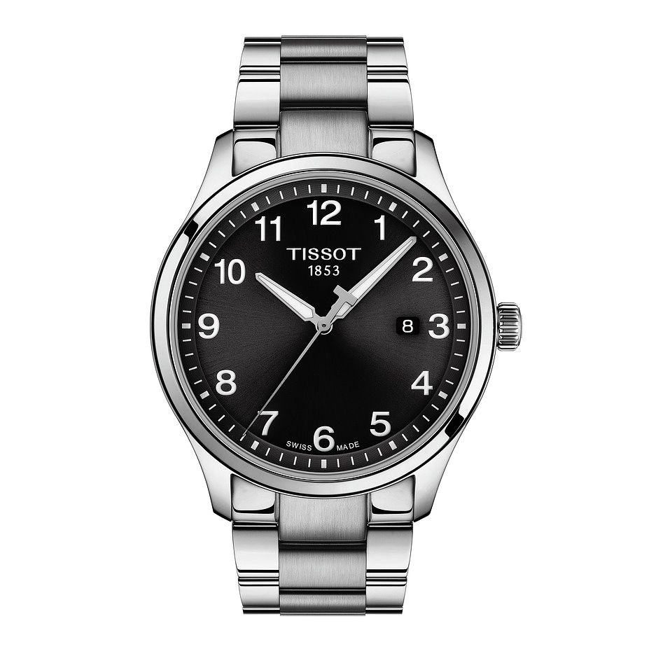 Tissot XL Classic Men's Stainless Steel Bracelet Watch - Product number 2773767