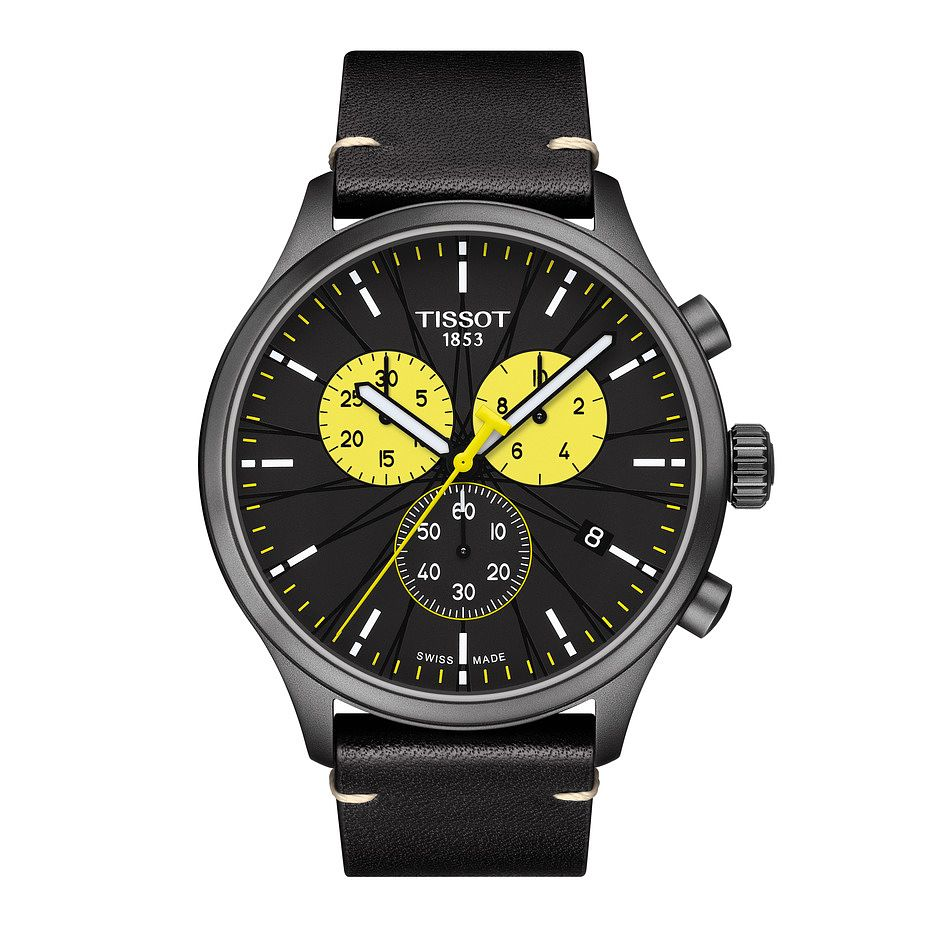 Tissot Chrono Xl Tour De France 2019 Special Edition Watch - Product number 2774526