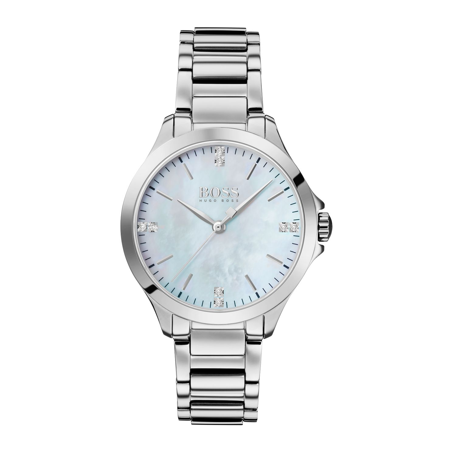 BOSS Diamonds Ladies' Stainless Steel Bracelet Watch - Product number 2776472