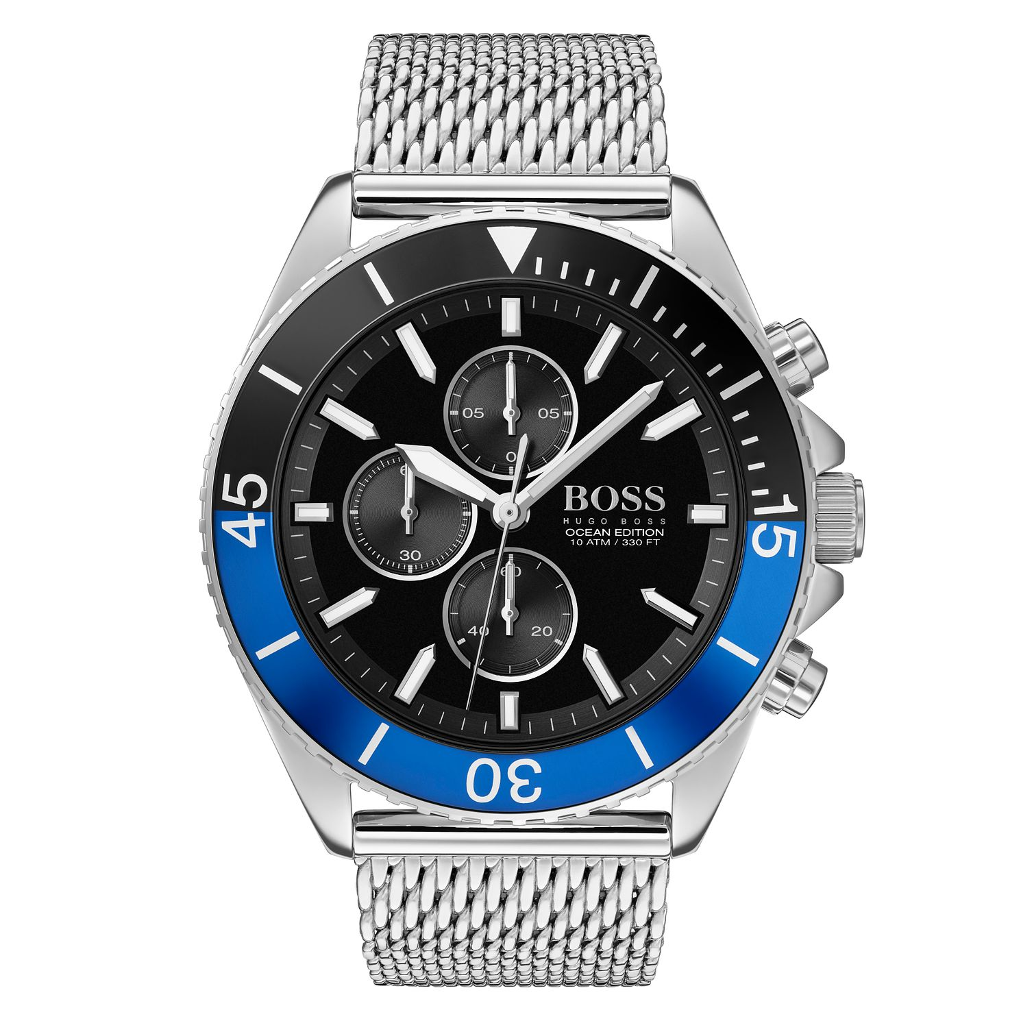 BOSS Ocean Edition Men's Stainless Steel Bracelet Watch - Product number 2776839