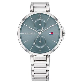 Tommy Hilfiger Angela Ladies' Stainless Steel Bracelet Watch - Product number 2778122