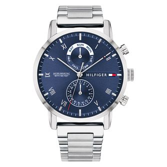 Tommy Hilfiger Kane Men's Stainless Steel Bracelet Watch - Product number 2778998