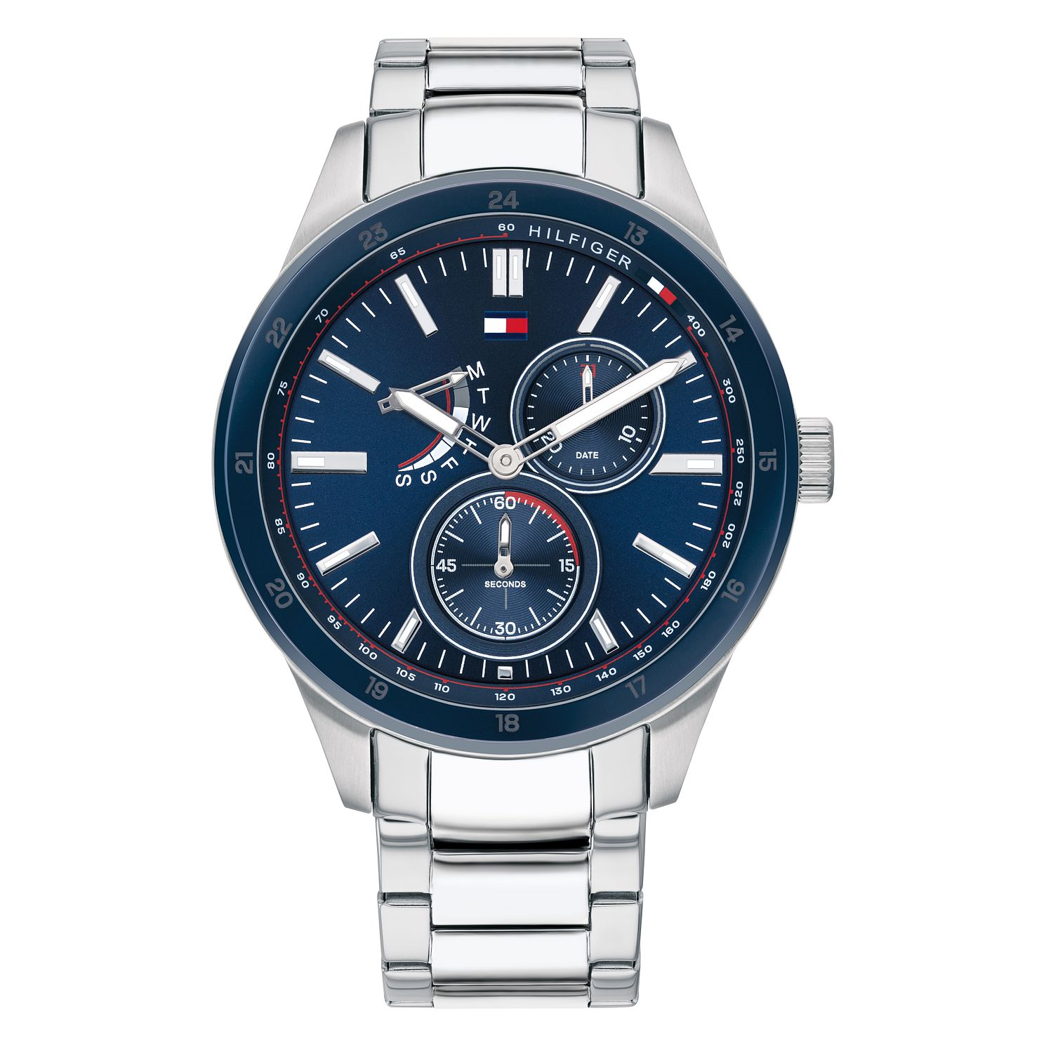 Tommy Hilfiger Austin Men's Stainless Steel Bracelet Watch - Product number 2779188