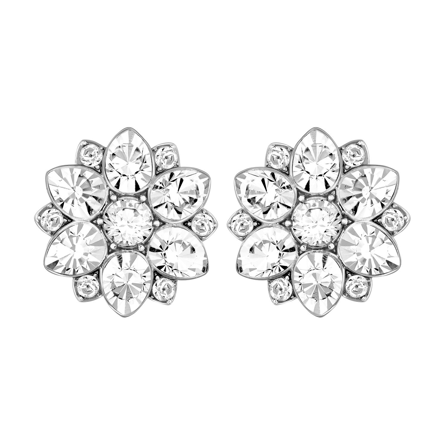 Swarovski Flower Stud Earrings - Product number 2788837