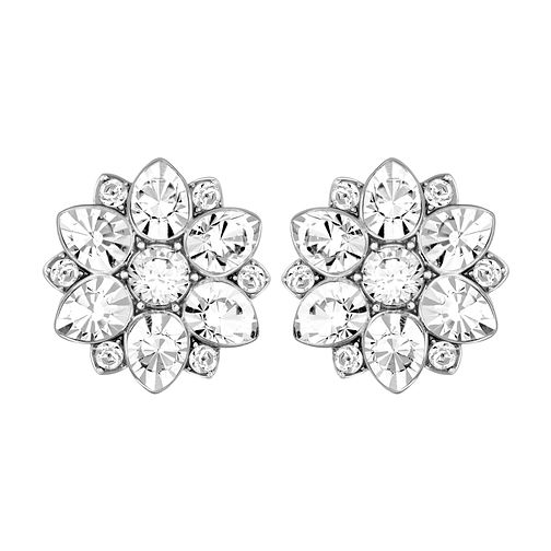 Swarovski flower stud earrings - Product number 2788837 ff6d7aad5