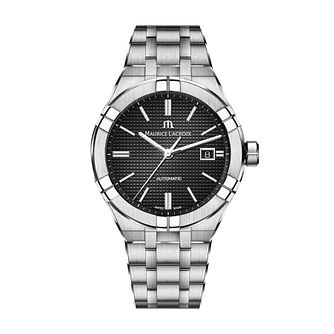 Maurice Lacroix Aikon Men's Stainless Steel Bracelet Watch - Product number 2791870