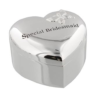 Special Bridesmaid Trinket Box - Product number 2821044