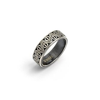 Harry Potter Silver Deathly Hallows Ring - Extra Large - Product number 2822229