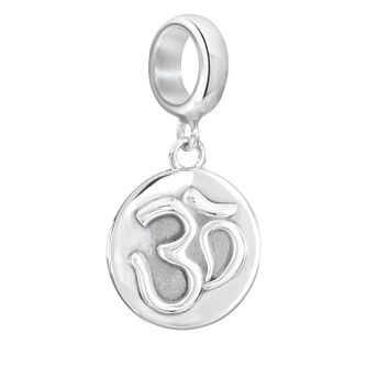 Chamilia Sterling Silver We Are All Connected Ohm Charm - Product number 2826976
