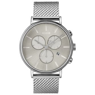 Timex Fairfield Supernova Stainless Steel Bracelet Watch - Product number 2831945