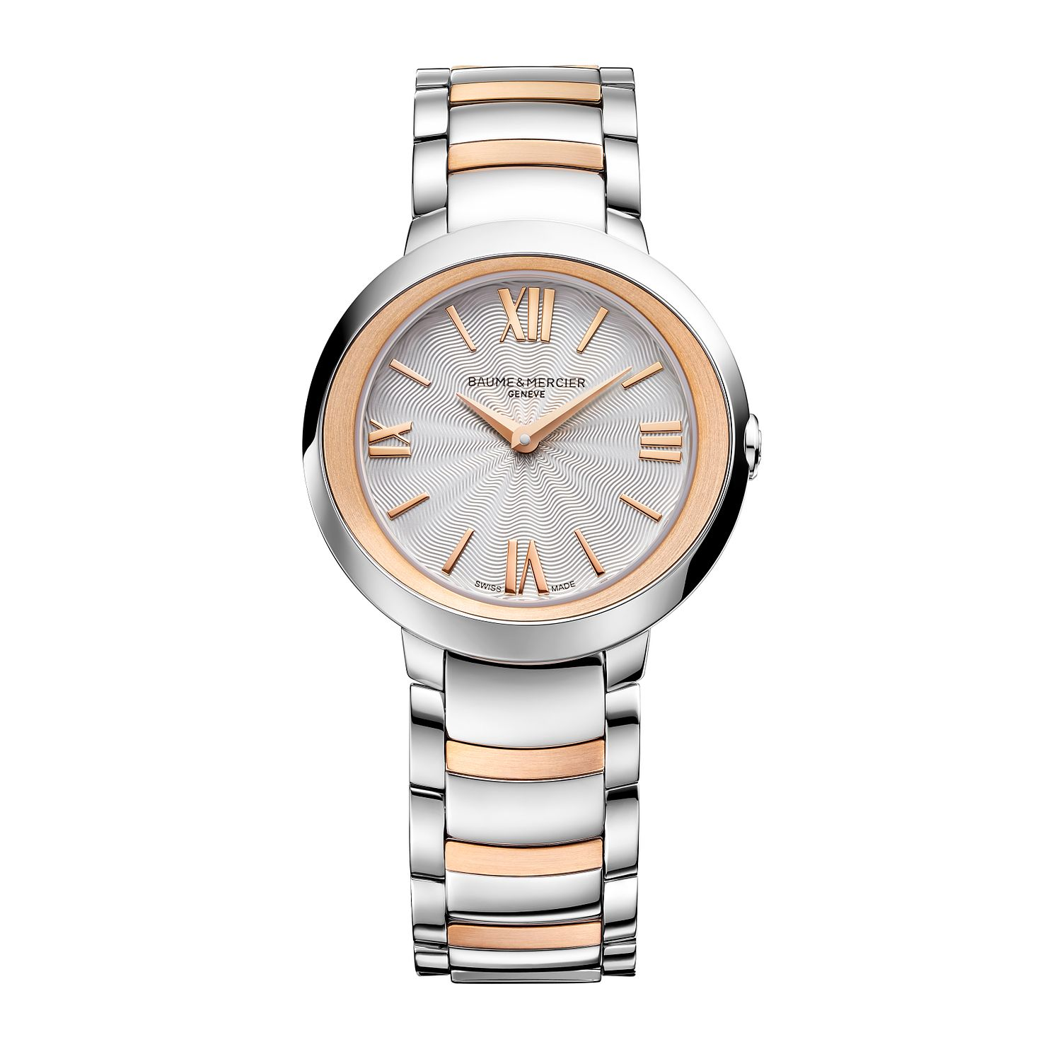 Baume & Mercier Promesse Ladies' Two-Tone Bracelet Watch - Product number 2832259