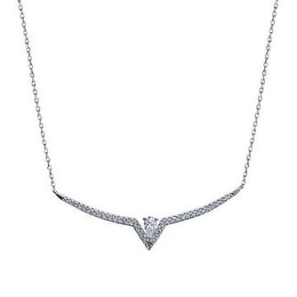 CARAT* LONDON Victoria Sterling Silver Necklace - Product number 2834693