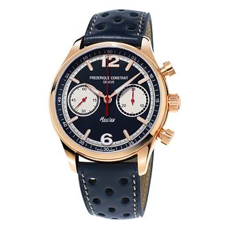 Frederique Constant Vintage Rally Healey Men's Strap Watch - Product number 2839571