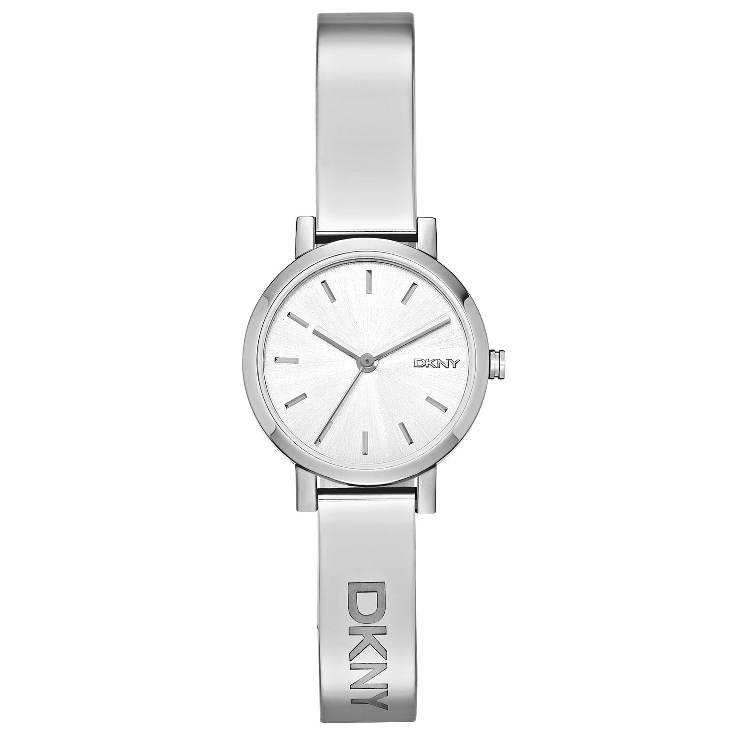 DKNY Soho Ladies' Stainless Steel Bangle Watch - Product number 2841797
