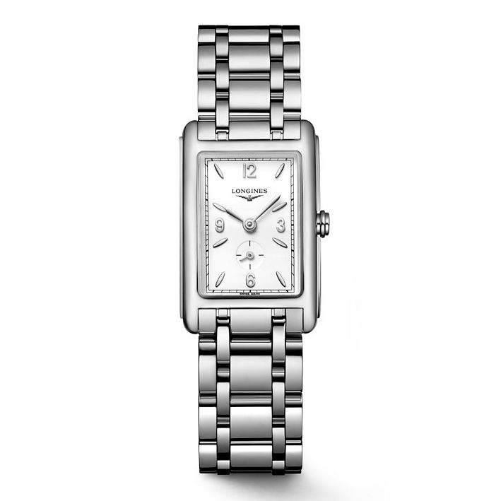 Longines Dolcevita Ladies' Stainless Steel Bracelet Watch - Product number 2850699
