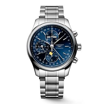 Longines Master Collection Stainless Steel Bracelet Watch - Product number 2850737