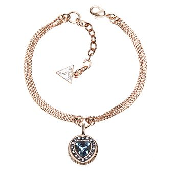 Guess Rose Gold Plated Bracelet - Product number 2852896