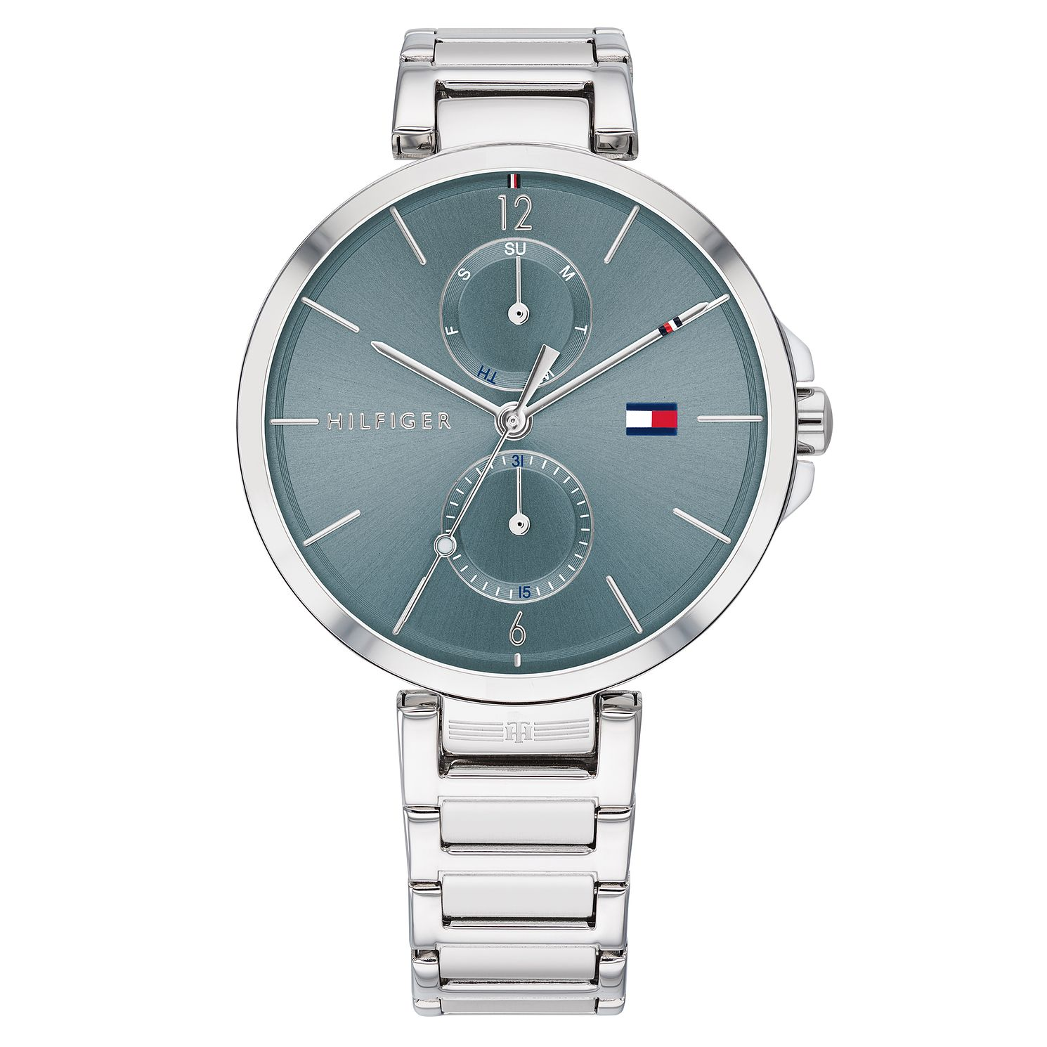 Tommy Hilfiger Ladies' Stainless Steel Bracelet Watch - Product number 2872544